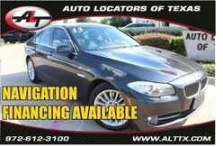2013_BMW_5 Series_535i_ Plano TX