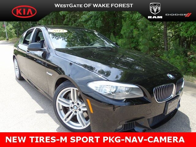 2013 BMW 5 Series 535i Raleigh NC
