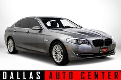 2013_BMW_5-Series_535i xDrive_ Carrollton TX