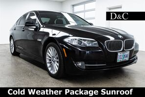 2013_BMW_5 Series_535i xDrive Cold Weather Package Sunroof_ Portland OR