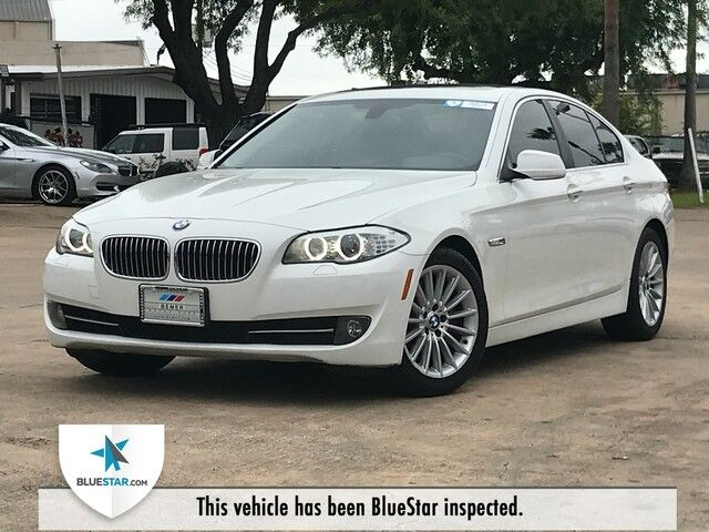 2013 BMW 5 Series 535i xDrive Houston TX