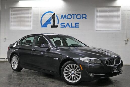 2013 BMW 5 Series 535i xDrive Schaumburg IL
