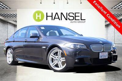 2013_BMW_5 Series_550i_ Santa Rosa CA