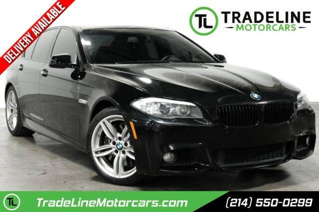 2013 BMW 5 Series 550i CARROLLTON TX