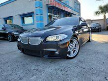 2013_BMW_5 Series_550i_ Jacksonville FL