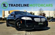 2013 BMW 5 Series 550i LEATHER, SUNROOF, NAVIGATION, AND MUCH MORE!!!