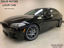 2013_BMW_5 Series_550i M Sport Package Dinan stage 2 Performance Package Low miles Clean Carfax_ Addison TX