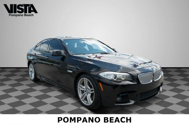 2013 BMW 5 Series 550i Pompano Beach FL
