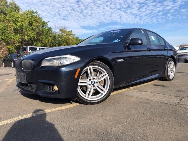 2013 BMW 5 Series 550i xDrive Fairfield CT