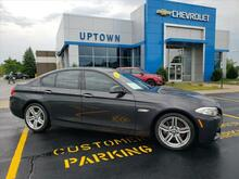 2013_BMW_5 Series_550i xDrive_ Milwaukee and Slinger WI