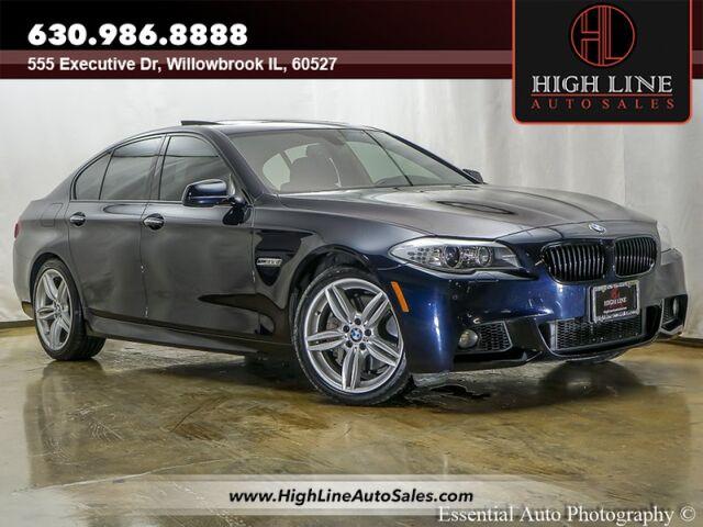 2013 BMW 5 Series 550i xDrive Willowbrook IL