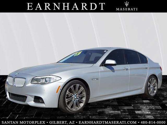 2013 BMW 5 Series 550i Gilbert AZ