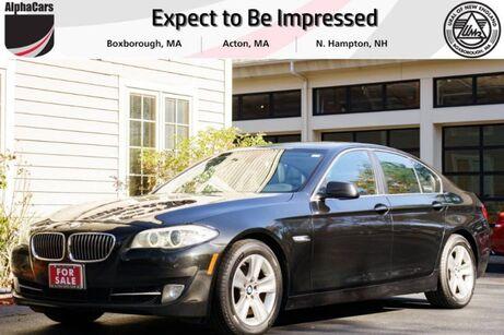 2013 BMW 528i 528i Boxborough MA
