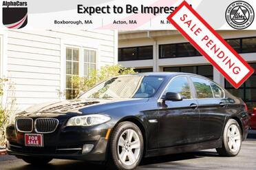 2013_BMW_528i_528i_ Boxborough MA