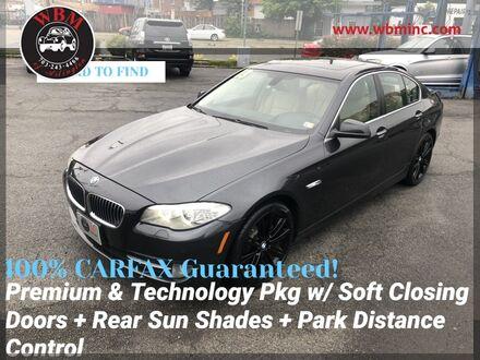 2013_BMW_528i_w/ Premium Package_ Arlington VA