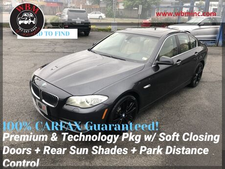 2013 BMW 528i w/ Premium Package Arlington VA
