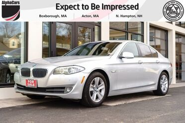 2013_BMW_528i_xDrive_ Boxborough MA