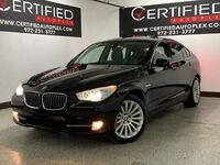 BMW 535i Gran Turismo PANORAMIC ROOF NAVIGATION HEADS UP DISPLAY SURROUND VIEW CAMERA SOFT DOOR C 2013