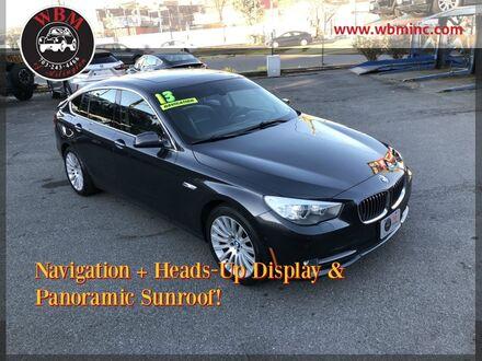 2013_BMW_535i Gran Turismo_w/ Premium Package_ Arlington VA