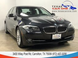 2013_BMW_535i xDrive_AWD TECH PKG PREM PKG NAVIGATION HEADUP DISPLAY SUNROOF REAR CAM_ Carrollton TX
