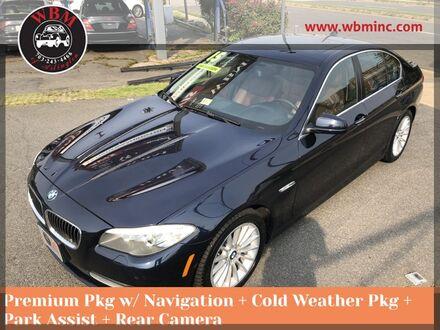 2013_BMW_535i xDrive_Sedan w/ Premium Package_ Arlington VA