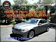 BMW 535i xDrive w/ Premium Package 2013