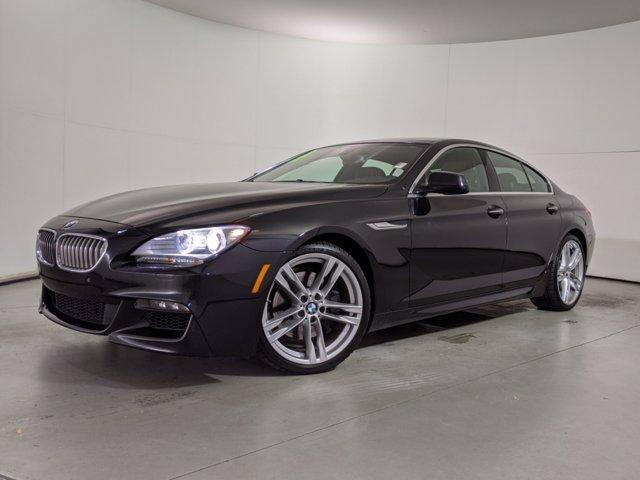 2013 BMW 6 Series 4dr Sdn 650i Gran Coupe Raleigh NC