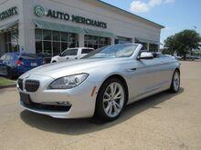 2013_BMW_6-Series_640i Convertible_ Plano TX