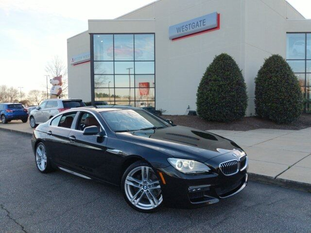 2013 BMW 6 Series 640i Gran Coupe Raleigh NC