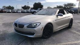 2013_BMW_6 Series_640i_ Hollywood FL