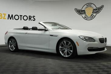 2013_BMW_6 Series_640i_ Houston TX