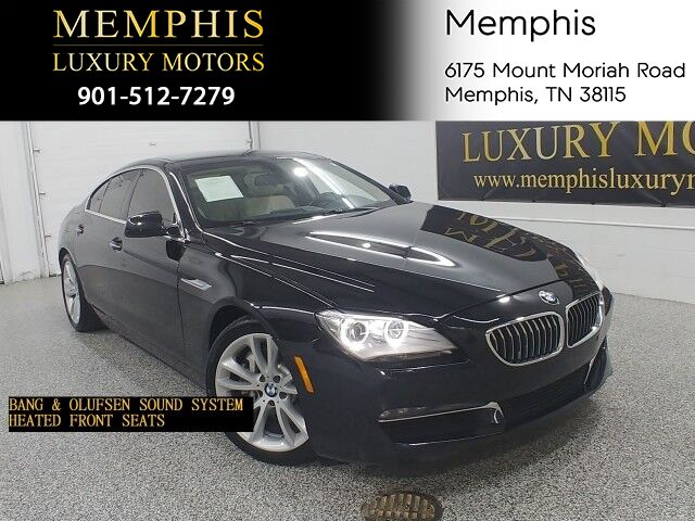 2013 BMW 6 Series 640i Memphis TN