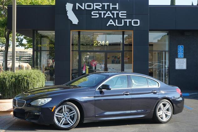 2013_BMW_6 Series_640i_ Walnut Creek CA
