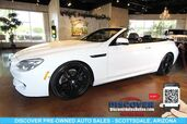 2013 BMW 6 Series 650i Convertible 2D M SPORT PKG