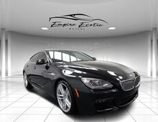 2013 BMW 6 Series 650i Gran Coupe *M SPORT PACKAGE*
