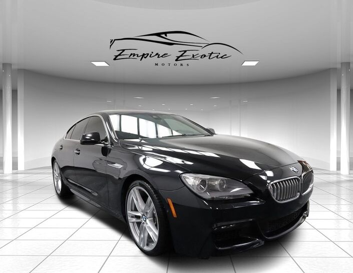 2013 BMW 6 Series 650i Gran Coupe *M SPORT PACKAGE* Addison TX