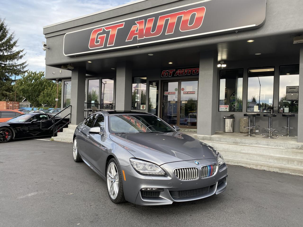 2013 BMW 6 Series *650i Gran Coupe Turbo MSport* Puyallup WA