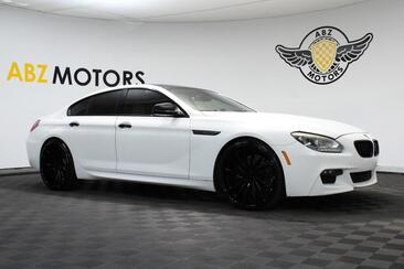 2013_BMW_6 Series_650i_ Houston TX