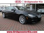 2013 BMW 6 Series 650i xDrive Coupe,