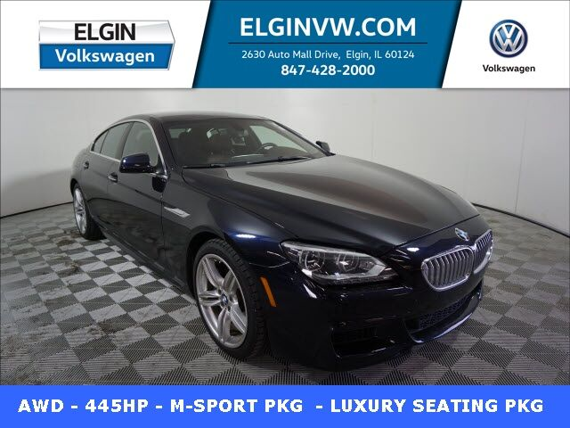 2013 BMW 6 Series 650i xDrive Gran Coupe M Sport Elgin IL