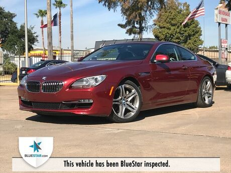 2013 BMW 6 Series 650i xDrive Houston TX