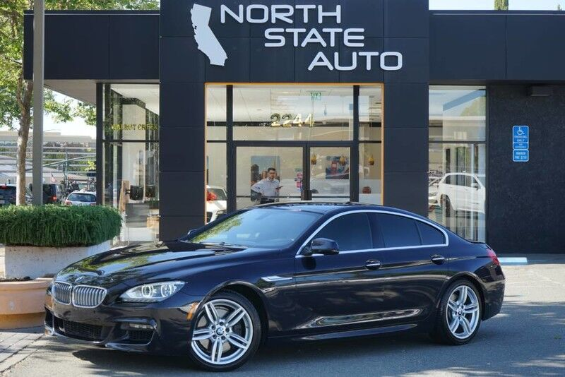 2013 BMW 6 Series 650i xDrive Walnut Creek CA