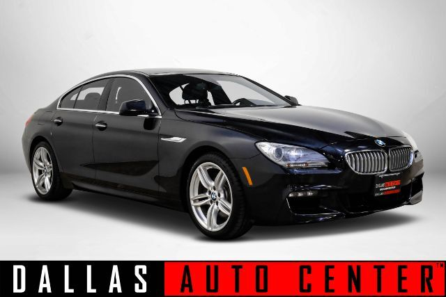 2013 BMW 6-Series 650xi Grand Coupe Carrollton TX