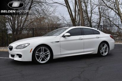 2013 BMW 640i Gran Coupe M Sport