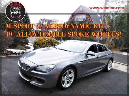 2013_BMW_650i Gran Coupe xDrive_w/ M-Sport Package_ Arlington VA
