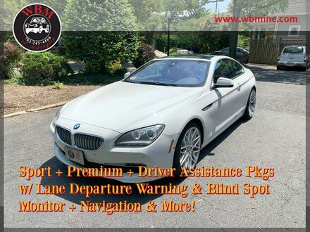 2013_BMW_650i xDrive_Coupe_ Arlington VA
