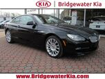 2013 BMW 650i xDrive, Individual Composition Pkg, Executive Pkg, Navigation, Rear-View Camera, Head-Up Display, Premium Sound System, Heated/Ventilated Leather Seats, Power Sunroof, 19-Inch Alloy Wheels,