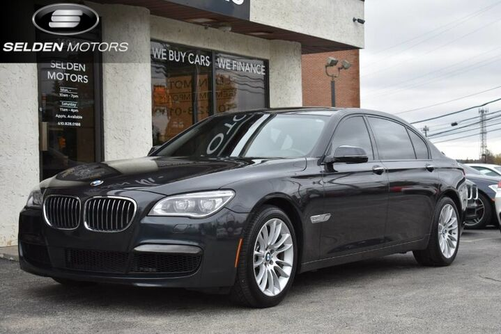 2013_BMW_7 Series_740Li_ Conshohocken PA