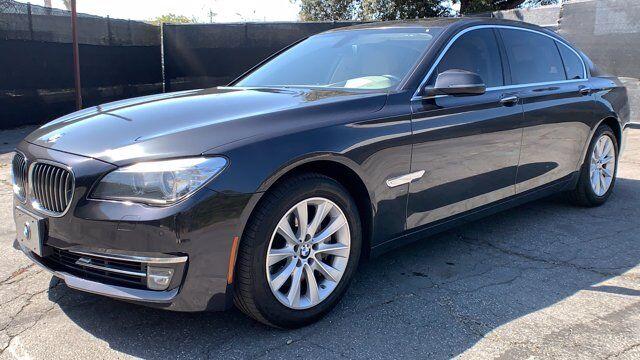 2013 BMW 7 Series 740Li Pasadena CA