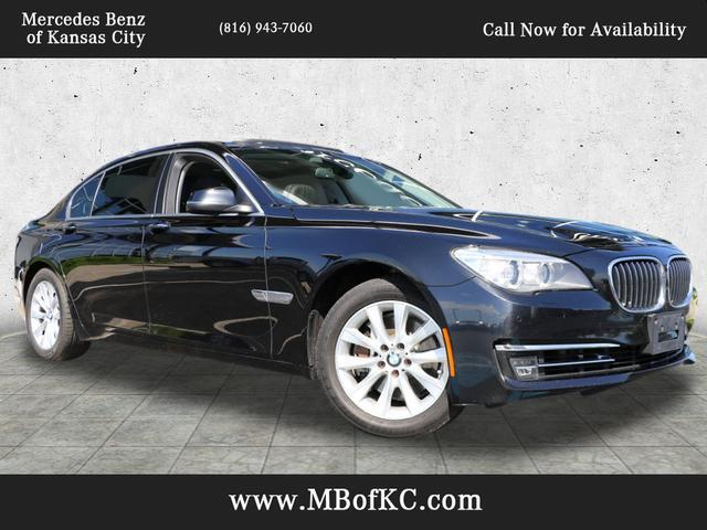 2013 BMW 7 Series 740Li xDrive Kansas City MO